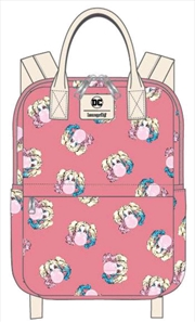 Batman - Harley Quinn Bubble Gum Backpack | Apparel