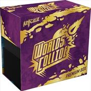 KeyForge Worlds Collide Worlds Collide Premium Box