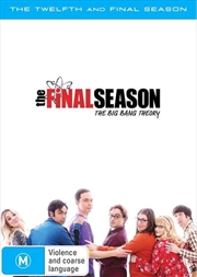 Big Bang Theory - Season 12, The | DVD
