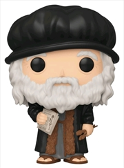 Artists - Leonardo DaVinci Pop! Vinyl | Pop Vinyl