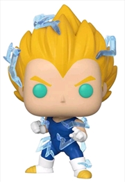 Dragon Ball Z - Vegeta Super Saiyan 2 US Exclusive Pop! Vinyl | Pop Vinyl