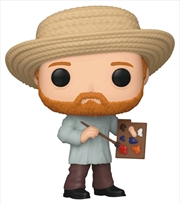 Artists - Vincent Van Gogh Pop! Vinyl | Pop Vinyl