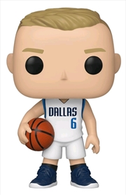 NBA: Mavericks - Kristaps Porzingis Pop! Vinyl