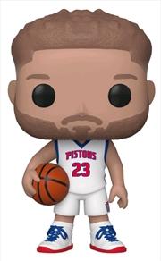 NBA: Pistons - Blake Griffin Pop! Vinyl | Pop Vinyl