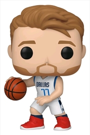NBA: Mavericks - Luka Doncic Pop! Vinyl | Pop Vinyl