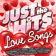 Just The Hits - Love Songs | CD