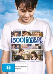 500 Days Of Summer | DVD