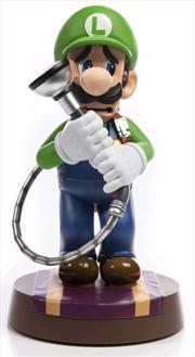 "Luigi's Mansion 3 - Luigi 9"" PVC Statue Standard Edition | Merchandise"