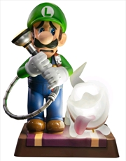 "Luigi's Mansion 3 - Luigi 9"" PVC Statue Collector's Edition"