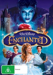 Enchanted | DVD
