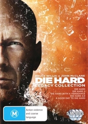 Die Hard - 25th Anniversary Edition Legacy Collection | DVD