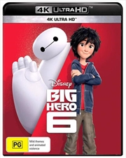 Big Hero 6 | UHD