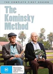 Kominsky Method - Season 1, The | DVD