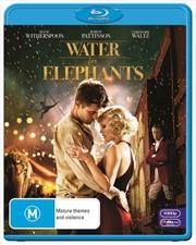 Water For Elephants | Blu-ray