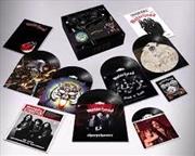 Motorhead 1979 - Limited Super Deluxe Boxset   Vinyl