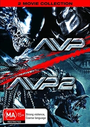 Alien Vs Predator / Alien Vs Predator 2 | DVD
