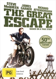 Great Escape - 50th Anniversary Edition, The | DVD