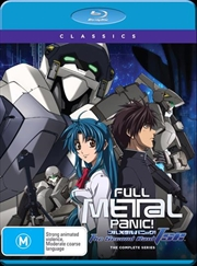 Full Metal Panic - The Second Raid | Complete Series | Blu-ray