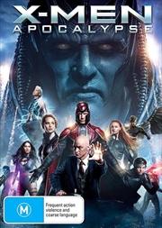 X-Men Apocalypse | DVD