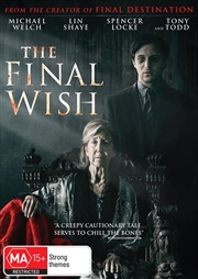 Final Wish, The | DVD