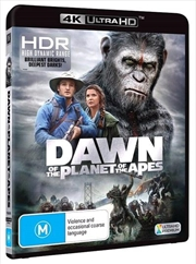 Dawn Of The Planet Of The Apes | UHD