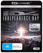 Independence Day - 20th Anniversary Edition | UHD