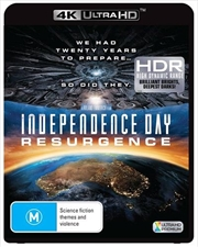 Independence Day - Resurgence | UHD