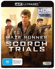 Maze Runner - The Scorch Trials | UHD