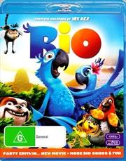 Rio | Blu-ray
