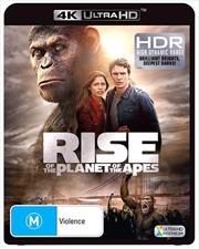 Rise Of The Planet Of The Apes | UHD