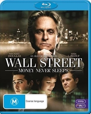 Wall Street - Money Never Sleeps | Blu-ray
