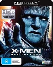 X-Men Apocalypse | UHD