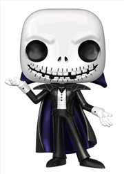 The Nightmare Before Christmas - Jack Vampire Metallic US Exclusive Pop! Vinyl [RS]