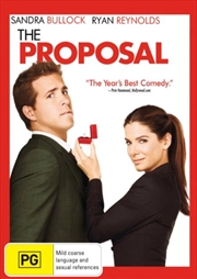 Proposal, The | DVD