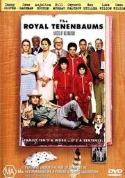 Royal Tenenbaums, The   DVD