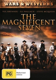Magnificent Seven Wars and Westerns, The | DVD