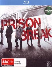 Prison Break | Complete Collection | Blu-ray