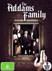 Addams Family, The  - Complete Series | DVD