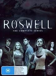 Roswell - Seasons 01-03 | DVD