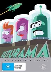 Futurama | Complete Series | DVD