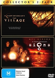 Village / Signs, The | DVD