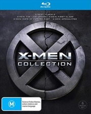 X-Men Collection - 6 Movie | Blu-ray