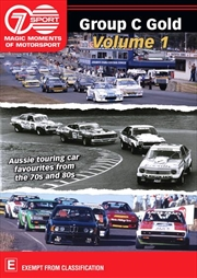 Magic Moments Of Motorsport - Group C Gold - Vol 1 | DVD