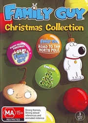 Family Guy | Christmas Trilogy | DVD