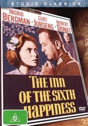Inn Of The Sixth Happiness Studio Classics, The | DVD