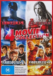 Marvel Set | DVD