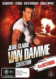 Van Damme Collection | DVD