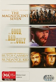 Western Classics | Triple Pack