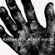 Black Gold - Best Of Editors | CD