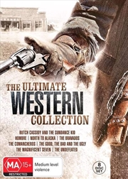 Ultimate Western Collection, The | DVD